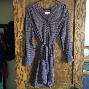 Ann Taylor Loft Long-sleeve Dress